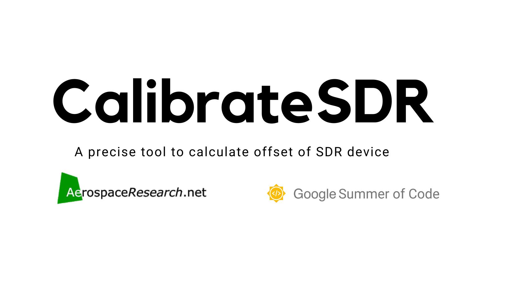 [GSoC2021] CalibrateSDR GSM Support